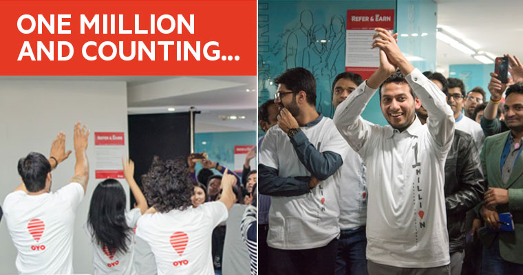 One Million Check-ins and we are just getting started!