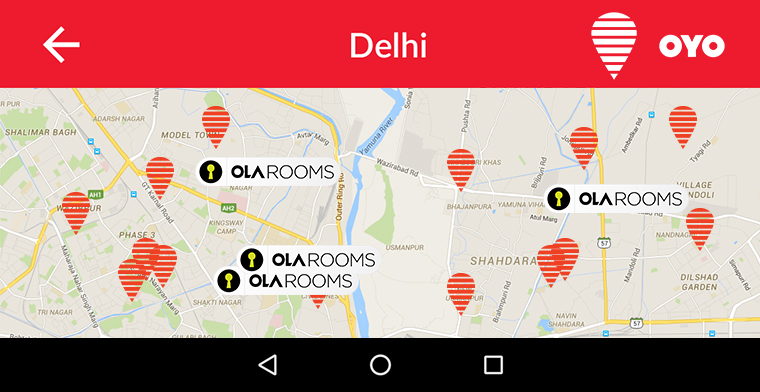 OYO PARTNERS WITH OLA: THE BIGGEST PARTNERSHIP OF THE YEAR