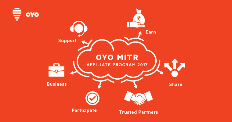 Join OYO MITR – Our Partner Affiliate Program