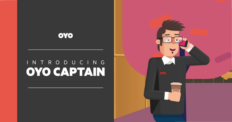 Introducing OYO Captain