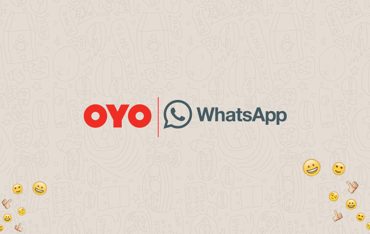 Hey there! We're now on WhatsApp!